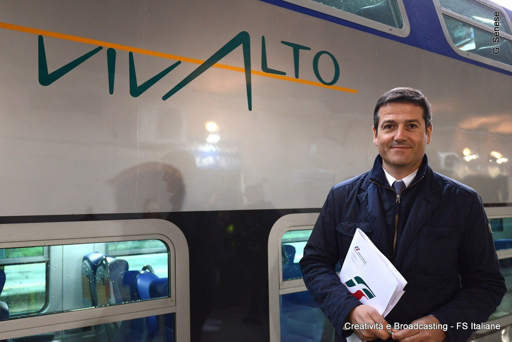 Αποτέλεσμα εικόνας για orazio iacono trenitalia