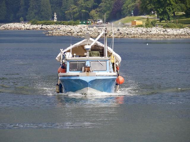 Sea Hustler