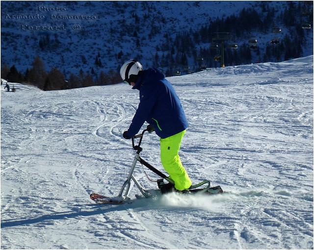 Snowscoot - Francy #1