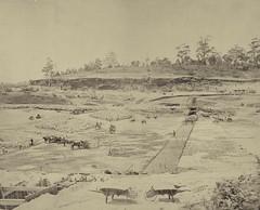 Construction of Gong Gong Reservoir (1874 -1877)