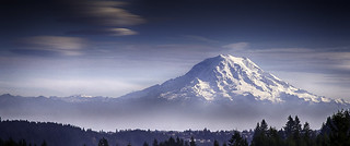Seattle 2014 Rainier from Gig Harbor | by Mobilus In Mobili
