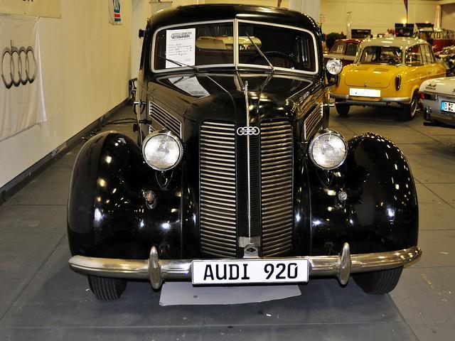 Audi 920 Limousine (1939)