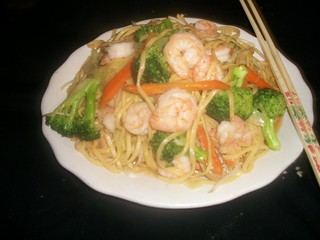 B25 Shrimp Lo Mein | by Golden Gate Chinese Restaurant