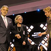 The 21st Annual Crystal Awards: Hilde Schwab, Andrea Bocelli