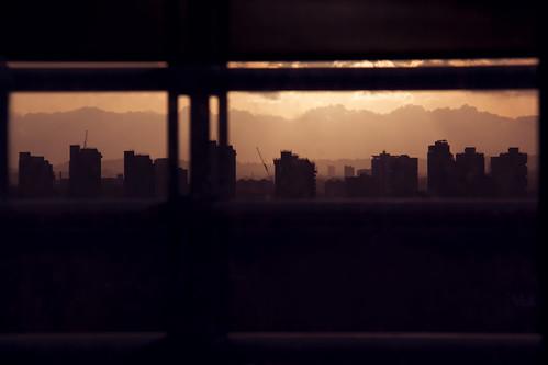 urban london tower window clouds sunrise dawn esb westbrompton empressstatebuilding