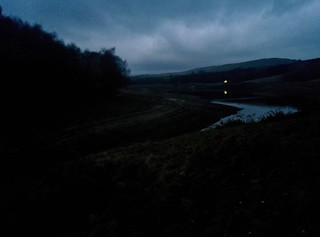 Errwood Reservoir Dusk | by deadmanjones
