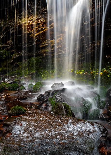 Waterfall - december