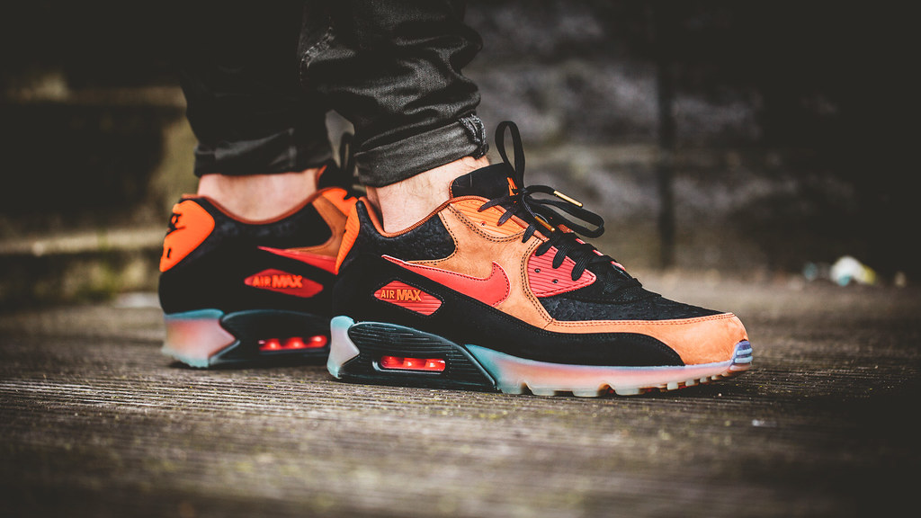 "purchase cheap 113b5 02a0f ... Nike Air Max 90 ICE QS ""Halloween""   by MartijnKoevoets"