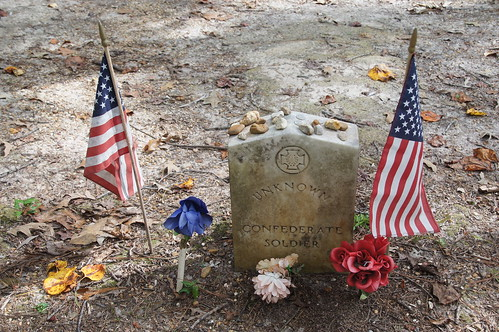 Confederate gravesite, Natchez Trace Parkway | by SomePhotosTakenByMe