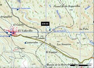 EVA_03_M.V.LOZANO_OJOS DEL CABRIEL_MAP.TOPO 2