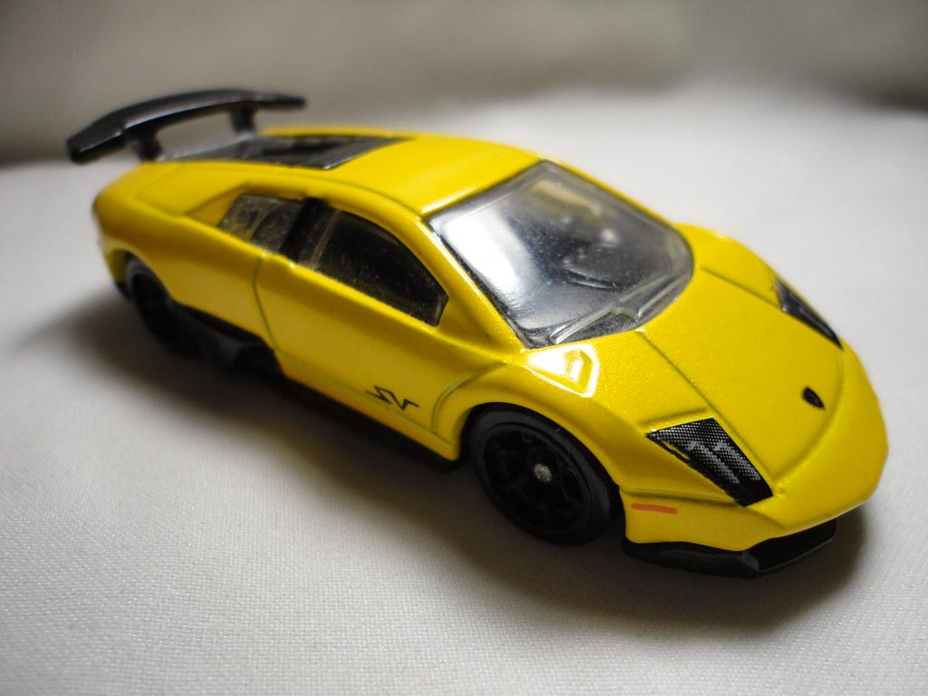 Hot Wheels 2010 Speed Machines Lamborghini Murcielago Lp 6 Flickr