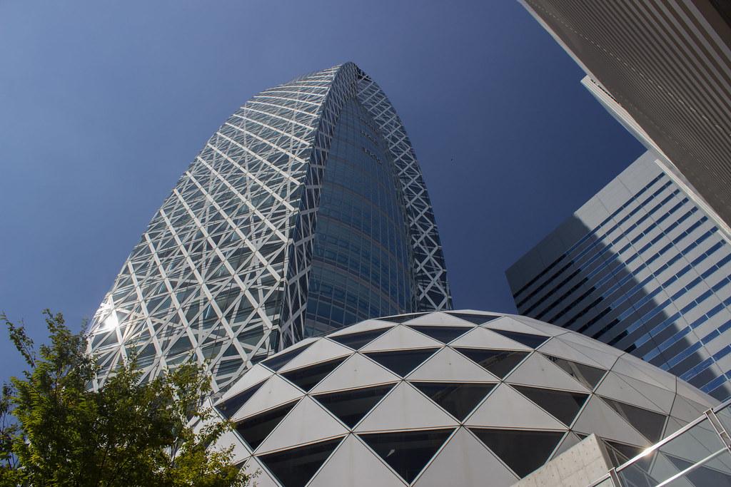 Mode Gakuen Cocoon Tower - Shinjuku, Tokyo