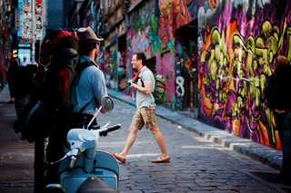 Hosier Lane | by SalTheColourGeek