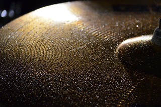 cymbal in the Friday night lights | by LongitudeLatitude