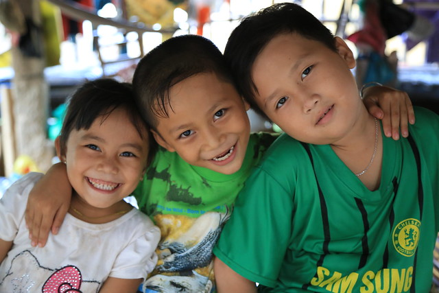 The Happy Faces of Vietnam
