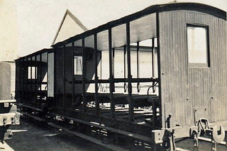 1937 - railway carriage