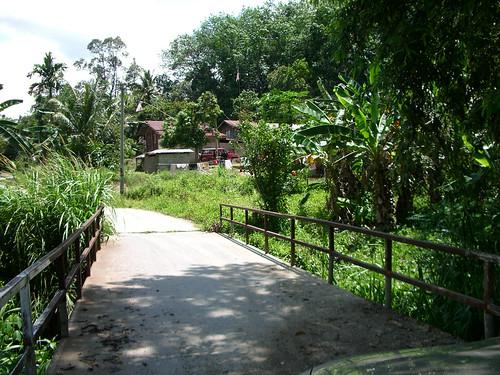 bridge farmershouse