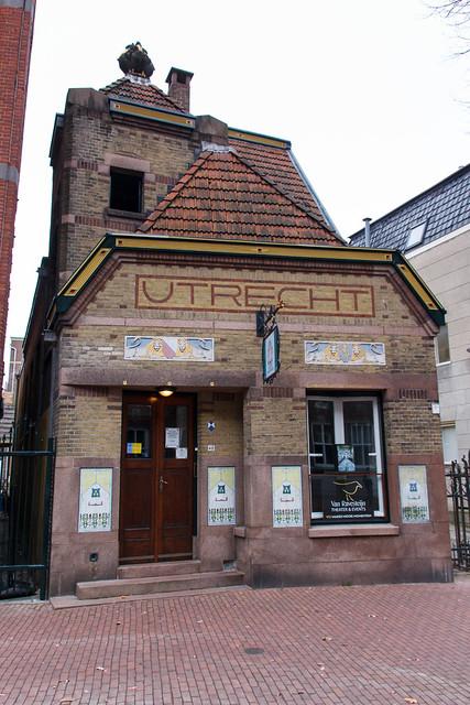 Utrecht in Leeuwarden?
