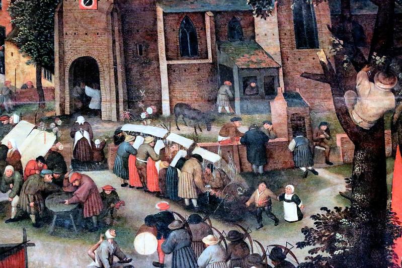 IMG_2527N Pieter Brueghel II 1565 1638. Antwerp.