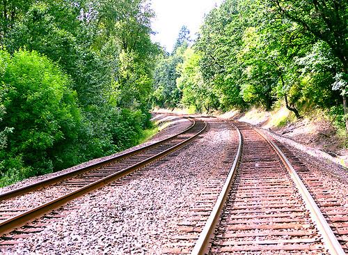 railroad train track tracks railroadtrack