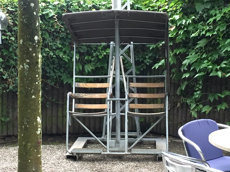 Old Weissenstein chair lift