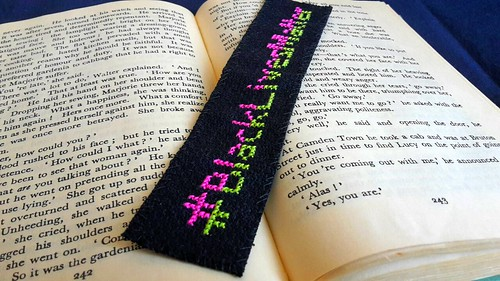 73 - Black Lives Matter Bookmark