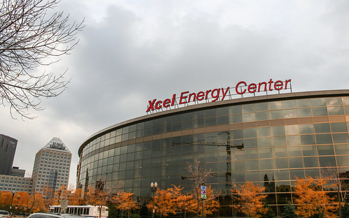 Xcel Energy Center | by Tony Webster