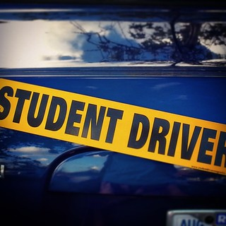 student driver | by burnbless