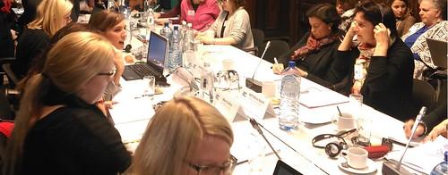 Bei der FES-Konferenz Building a more Gender equitable Europe am 17. November 2014 | by maria.noichl