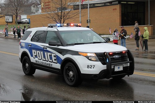 Willoughby Ohio Police Ford Explorer | by Seluryar