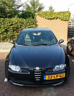 Alfa Romeo 147 GTA black | by www.MODELCARWORKSHOP.nl