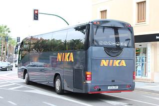 masa Socialista Tren  autocars nika irizar century II | Principat d'andorra / Jaum… | Flickr