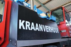 Liebherr LTM 1030 van der TOL bv