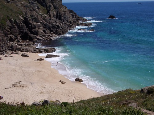 Porth Chapel Beach