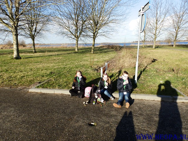 2015-01-17  VOC Wandeltocht Almere  16.5 Km   (32)