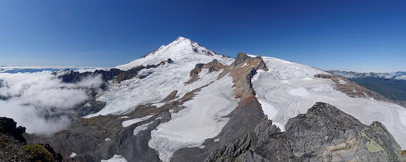 Mt Baker, 16 Aug 2015
