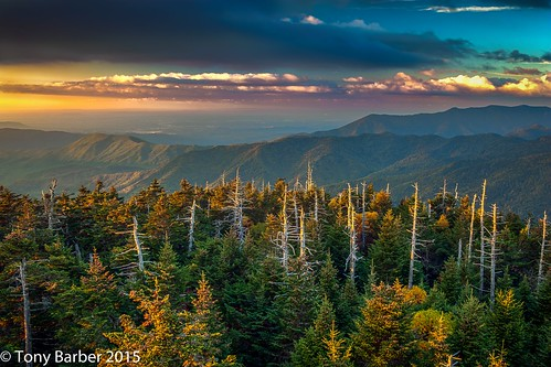 park national smokies smokymountains clingmansdome greatsmokymountains gsmnp