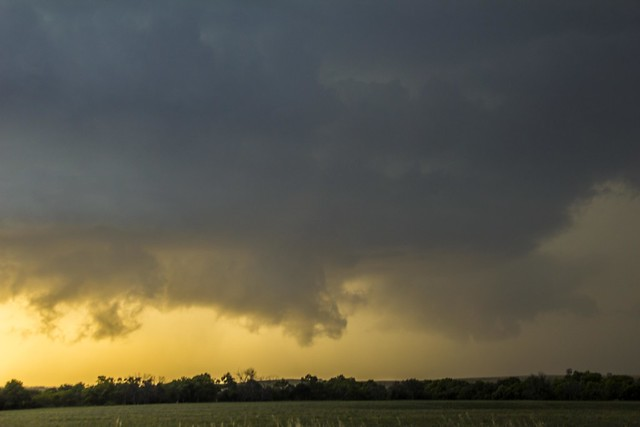 082715 - Last Nebraska Supercell of the Summer