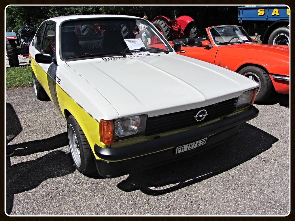 Les Rencontres Opel