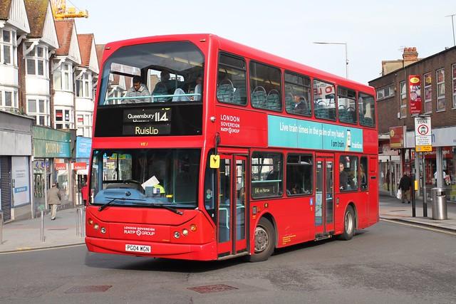 LONDON SOVEREIGN VE1 PG04WGN HARROW 251015