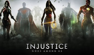 Injustice Gods Among Us | by dea.ayu1986