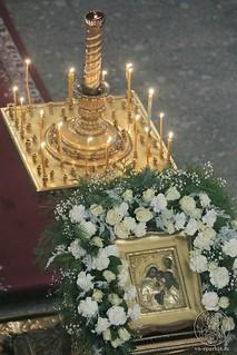 Литургия в Покровском соборе 117