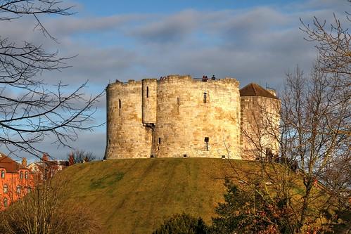 historicbuildings york history historicbritain tower castle hdr englishheritage