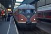 Abfahrt im Hbf Stuttgart 612 507-4