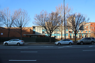 Former John B. Drake Elementary School