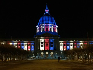 Election Night in San Francisco | by zoxcleb