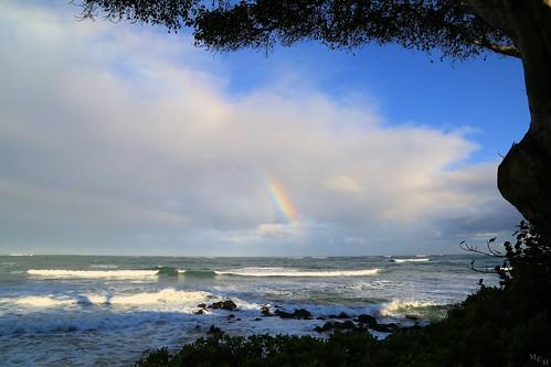 landscape hawaii rainbow maui photosbymch