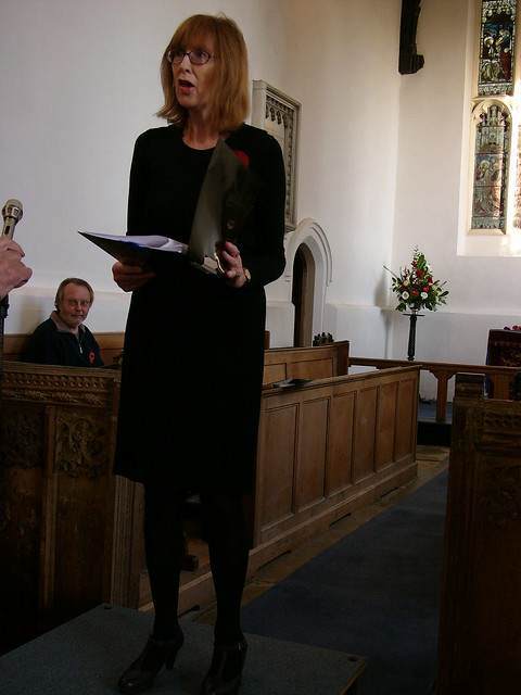 Remembrance Readings 2014