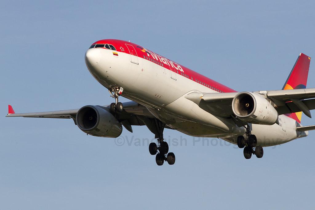 N969AV Avianca A330-300 London Heathrow