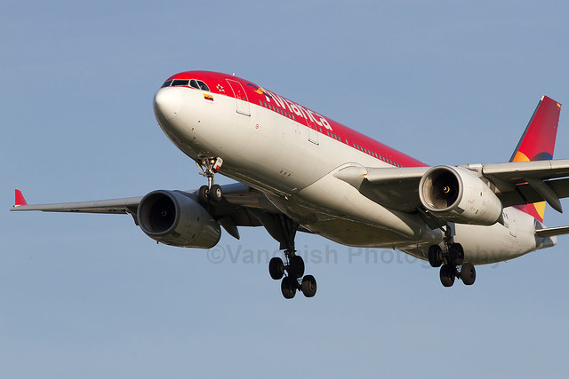 N969AV Avianca A330-300 London Heathrow